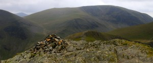 Grizedale Pike summit