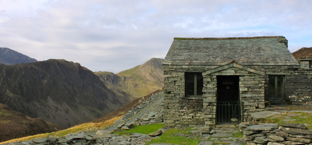 Dubs Hut bothy